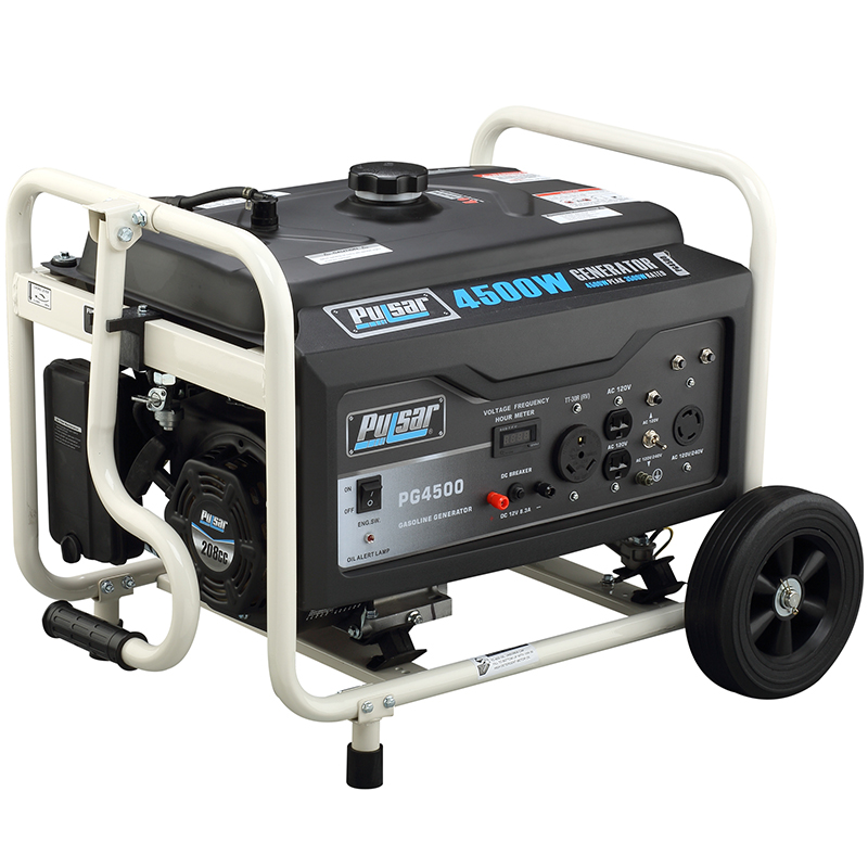 PG4500 portable generators pulsar  at readyjetset.co