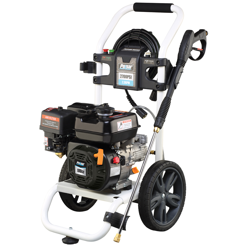 2700 psi pressure washer