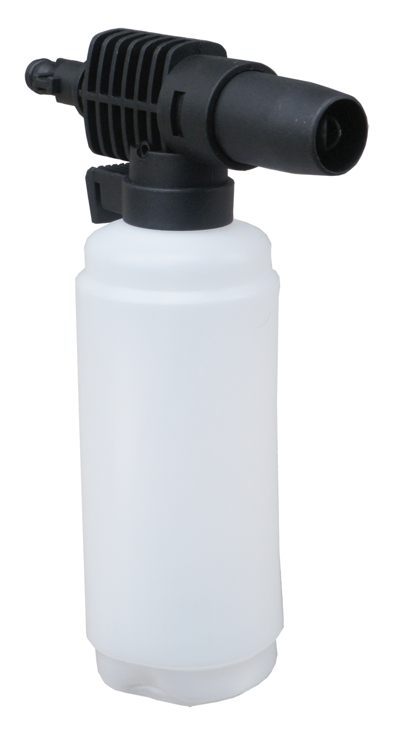 Soap bottle for pressure washer